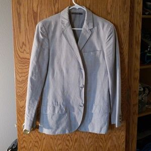2 piece Club Monaco suit